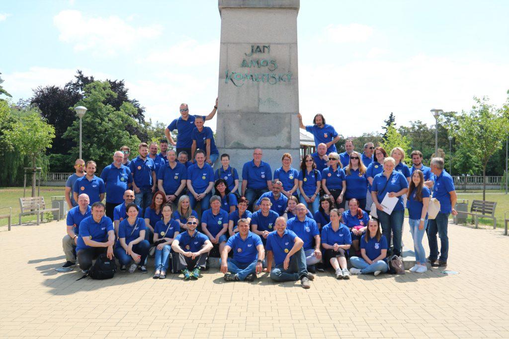 IPMA Gruppenfoto in Mlada Boleslav